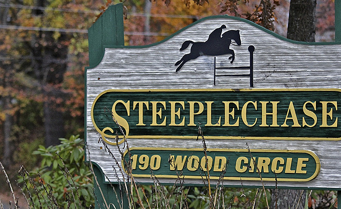 Steeplechase Wood Circle